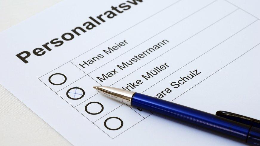 Personalratswahlen