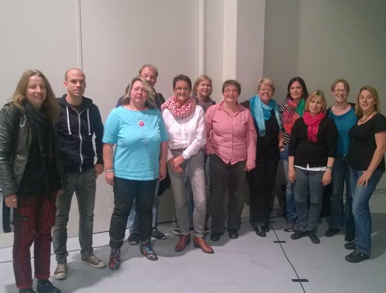 SuE-Streikdelegiertenkonferenz in Fulda