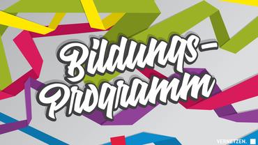 Jugendbildungsprogramm 2016/2017