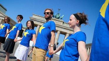 Jugend vereint für Europa – für ihre Zukunft