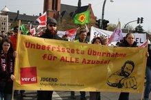 ver.di-Jugendgruppe in Bremerhaven gegründet