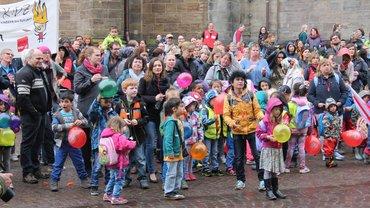 Keine Vergrößerung der Kita-Gruppen! Kundgebung am 16.05.2017 in Bremen