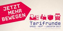 Tarifrunde Spedition-KEP-Logistik 2017