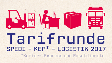 Tarifrunde Spedition-KEP-Logistik 2017 _Teaser