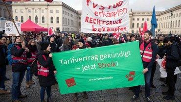Nach 32 Jahren streiken an den Berliner Hochschulen die studentischen Beschäftigten zum ersten Mal wieder