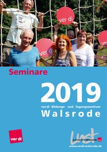 Bildungsprogramm 2019 des ver.di Bildungs- und Tagungszentrum Walsrode