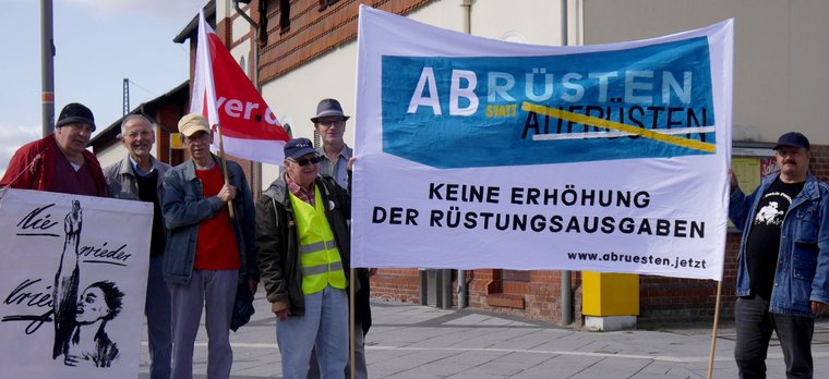 Antikriegstag 2018 in Osterholz