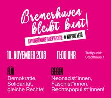 Bremerhaven bleibt bunt