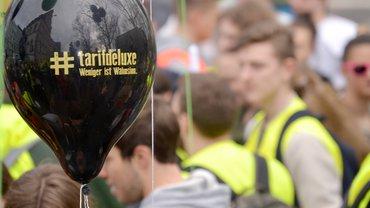 """Luftballon """"tarif deluxe"""""""