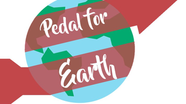 Pedal for earth!