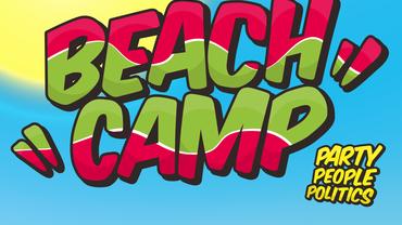 Beachcamp 2021 der ver.di Jugend Weser-Ems