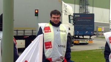 Streik bei Rhenus (RCL) Bremerhaven gehen weiter