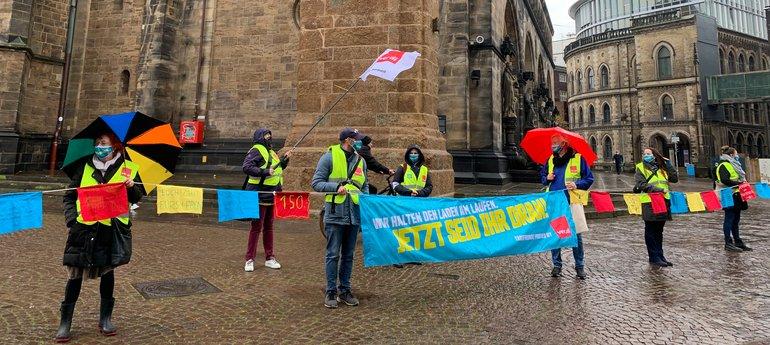 Aktive Pause von KiTa Bremen