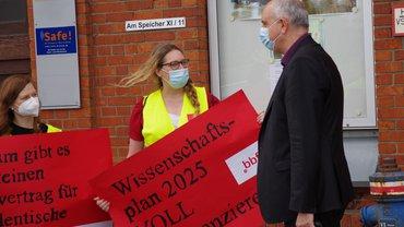Hochschulfinanzierung Nds.-Bremen: Die Hütte brennt immer noch!