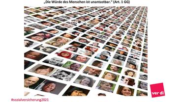 Sozialversicherung BTW 2021 Forderungen Themenwochen 5 Themenwochen 10