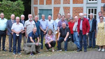 Jubilarehrung 2021 des Ortsverein Osterholz