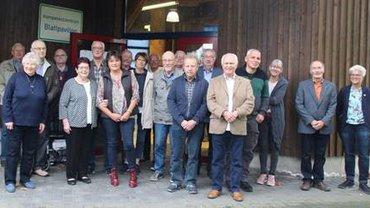 Jubilarehrung 2021 des Ortsverein Nienburg am 02.10.2021